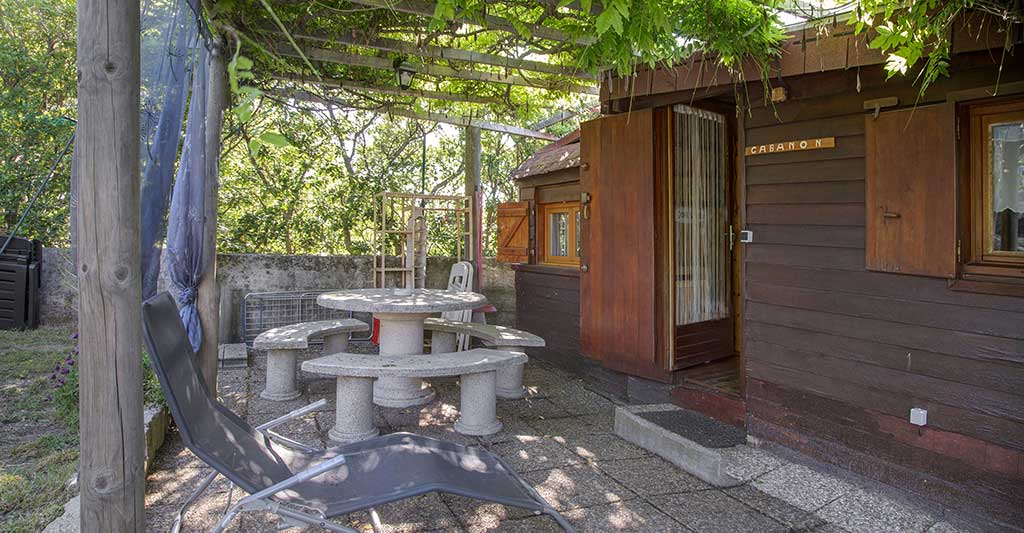 Le Cabanon - Accommodation on the peninsula of Giens.
