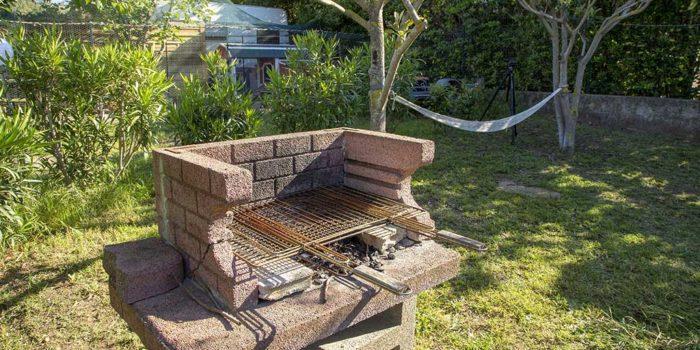 Le Barbecue du gîte LE CABANON